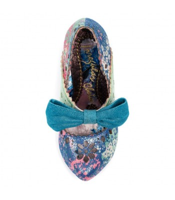 Irregular Choice Primrose Hill (Blue Multi)