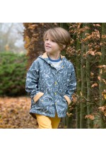 Kite Clothing Splash Coat Toddler Boys (Yellow,Grey)