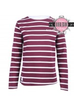 Brakeburn Bella Long Sleeve Crew