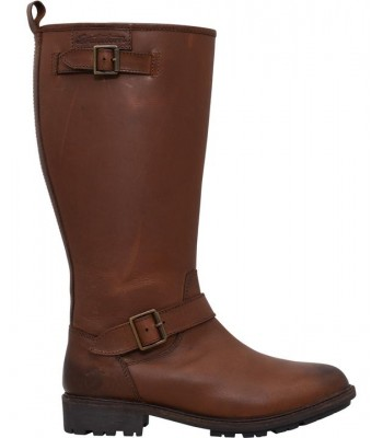 Brakeburn Ladies Tall Boot (Brown)