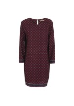 Darling Bronte Tunic Dress Wine