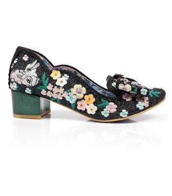 Irregular Choice Bunny Hop (Black)