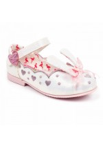 Irregular Choice Kids Bunny (White)