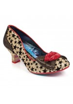 Irregular Choice Carnival Kiss (Gold)
