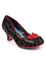 Irregular Choice Carnival Kiss (Black)