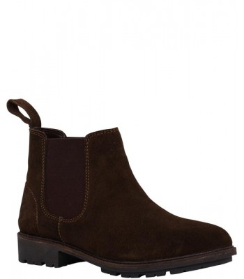 Brakeburn Ladies Chelsea Boot (Brown)
