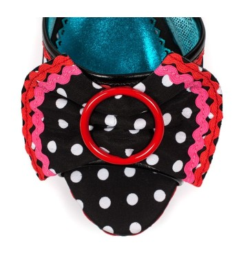 Poetic Licence for Irregular Choice Cherry Foxglove