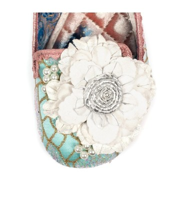 Irregular Choice Coochy Coo (Blue/White Multi)