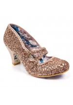Irregular Choice Dazzle Dance (Gold)