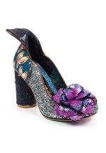 Irregular Choice Dear Lover (Blue)