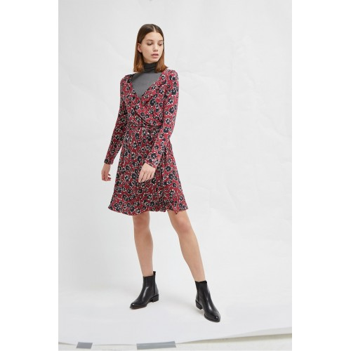 f7ebaa2cfb2 French Connection Aubi Meadow Jersey Dress