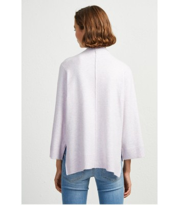 French Connection Ebba Vhari High Neck Jumper