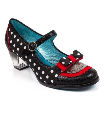 Poetic Licence for Irregular Choice Final Whistle (Black)