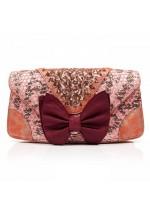 Irregular Choice Fizzy Pop Clutch Bag (Pink)