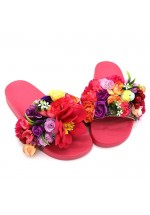 Irregular Choice Floral Footsies