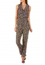 Sugarhill Boutique Fran Belted Jumpsuit