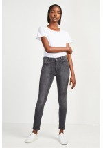 French Connection Skintight ( Grey Wash ) Denim Jeans
