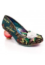 Irregular Choice Grow Free (Gold / Green)
