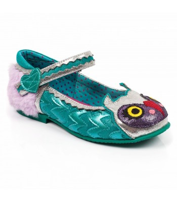 Irregular Choice Kids (blue, silver) Mini Harrold
