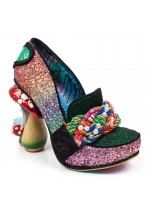 Irregular Choice Hazel Corntree (Green Multi)