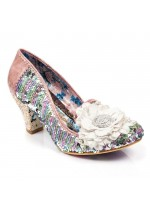 Irregular Choice Hey Fever (White / Pink Multi)
