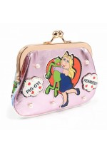 Irregular Choice Disney Muppets Super Couple Purse