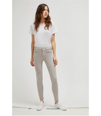 French Connection Rebound High Waist Ankle Grazer Jeans
