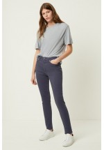 French Connection Womens Rebound Organic Cotton Skinny Jeans (Tornado)