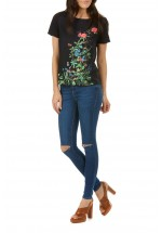 Sugarhill Boutique Jocelyn Garden Floral Top