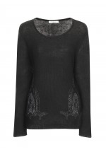 Darling Johanna Embellished Jumper Black