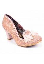 Irregular Choice Kanjanka (Pink Glitter)