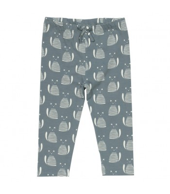 Kite Clothing Kitty leggings Toddler Girls (Gray)