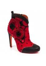 Poetic Licence for Irregular Choice Last Word (Red)