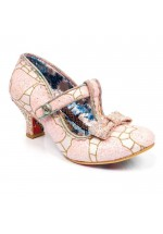 Irregular Choice Lazy River (Pink/White)