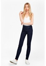 French Connection The Rebound Pull On Denim Leggings (Indigo)