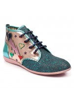 Irregular Choice Lightening Love (Pink)