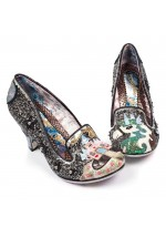 Irregular Choice Little Misty (Black Multi)