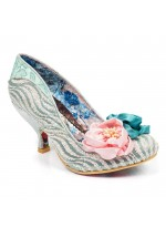 Irregular Choice Little Peaches (Mint)