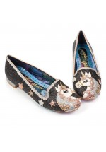 Irregular Choice Loosen The Reins (Black)
