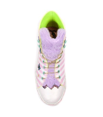 Irregular Choice Magic Moggy (pink/purple)