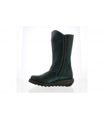 Fly London Mes 2 Rug Boots (Petrol)