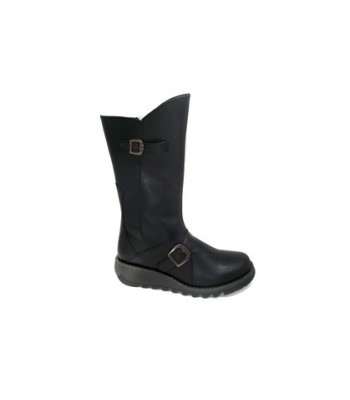 Fly London Mes 2 Rug Boots (Black)