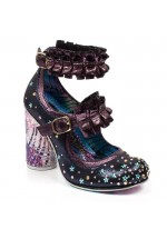 Irregular Choice New Rules (Blue)