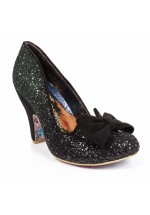 Irregular Choice Nick of Time (Black)