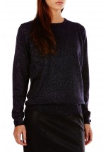Sugarhill Boutique Nita Lurex Sweater