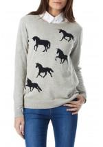 Sugarhill Boutique Nita Unicorn Sweater
