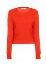 Darling Keleigh Jumper Burnt Orange