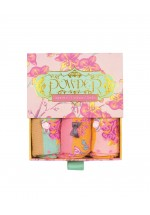 Powder Orchid Sock Gift Box (Multi)