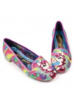 Irregular Choice Loosen The Reins (Pink Multi)
