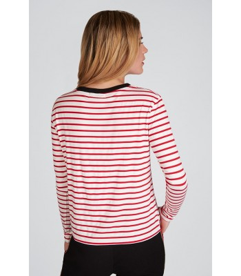 LOUCHE PARIS CHRISTMAS TOP